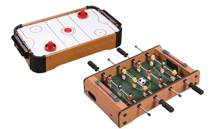 Tabletop Foosball Or Air Hockey ...