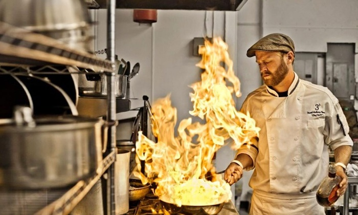 Chef DAT - Dallas: $59 for an Underground Dinner-Party Experience for One or $109 for Two