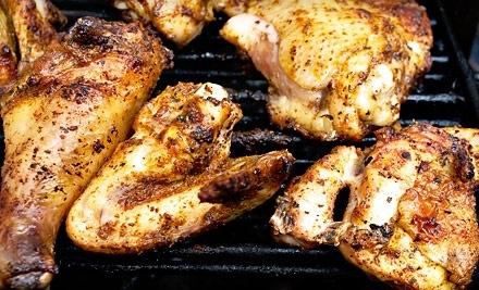 $20 Groupon to Chappells Backyard BBQ - Chappells Backyard BBQ in Topeka