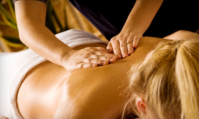 Athena Day Spa - Northeast Hazel Dell - Starcrest: Relaxation or Deep-Tissue Massage with Scalp Massage and Hot-Stone Treatment at Athena Day Spa in Vancouver, Washington