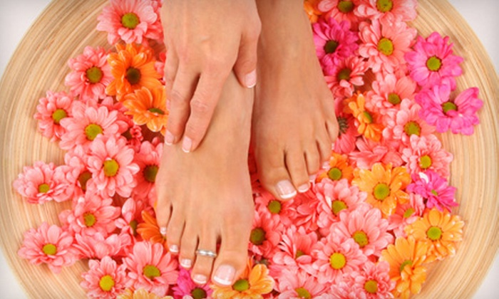 Serenity Day Spa and Gifts - Metairie: Classic Mani-Pedi or Spa Pedi at Serenity Day Spa and Gifts in Metairie