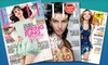 "TVA Publications: $5 for a One-Year Subscription to ""Elle Canada"" Magazine ($12 Value)"