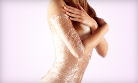 1 Niacin Body-Contour Wrap (a $100 value) - Angel's Touch Skincare and Wellness in Greenbelt