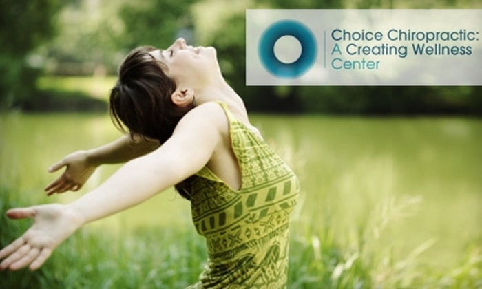 Choice Chiropractic - South Salt Creek: $35 Chiropractic Exam and Wellness Assessment at Choice Chiropractic (Up to $200 Value)