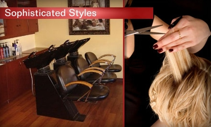 Sophisticated Styles - Tarpon Springs: $40 for $100 Worth of Hair Services at Sophisticated Styles