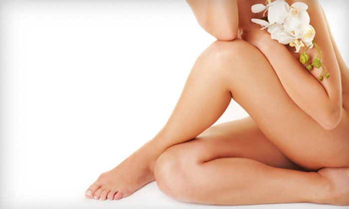 Quinn MD Aesthetic Science & Laser Medicine - Secret Cove: $99 for Two Spider-Vein-Removal Treatments at Quinn MD Aesthetic Science & Laser Medicine ($600 Value)