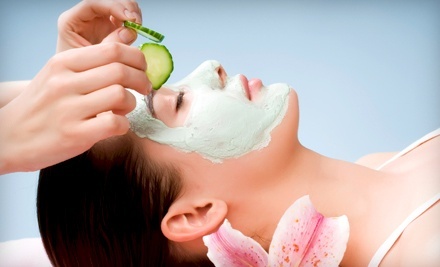 Choice of a Blissful European Facial or Seaweed Wrap (a $75 value) - Urban Bliss Day Spa in La Palma