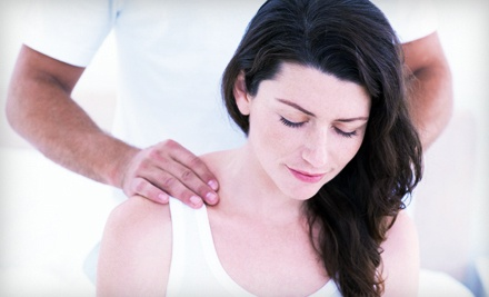Two Spinal-Decompression Treatments and Massages (a $290 value)  - In Touch Wellness Center in Phoenix
