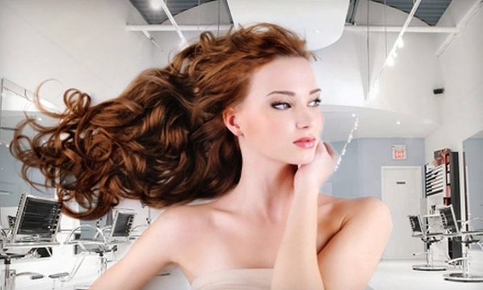 Natural Creations Salon - Multiple Locations: Hair Services at Natural Creations Salon. Two Options Available.