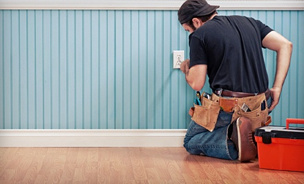 2 Hours of Handyman Services  (a $70 value) - At Home Services in