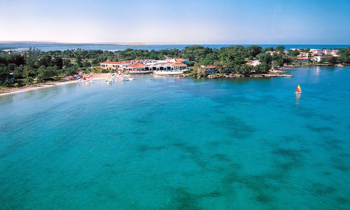Grand Lido Negril - Negril, Jamaica: 3-, 4-, or 5-Night All-Inclusive Stay for Two at Grand Lido Negril in Jamaica. Includes Taxes and Fees.