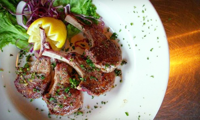 Cat City Grill - Fort Worth: Seafood and Steak-House Fare at Cat City Grill