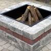 Half Off Outdoor Fire-Pit Kit at Unilock