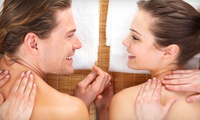 Orchid Bloom Spa - North Los Altos: $75 for a Couples Massage at Orchid Bloom Spa in Los Altos ($150 Value)