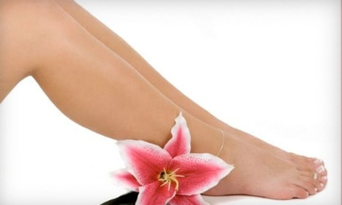 Dare to Be Bare - Eastchester: $150 for Three Laser Hair-Removal Sessions at Dare to Be Bare in Eastchester (Up to $900 Value)