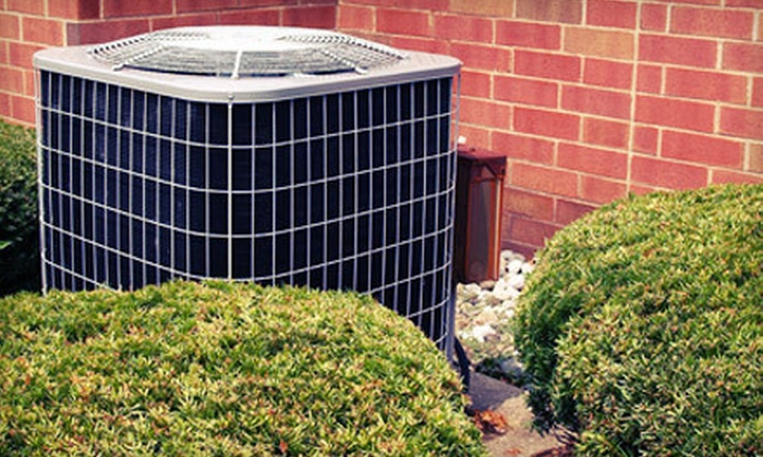 Temprite - Central Jersey: Air-Conditioner Tune-Up, Furnace Tune-Up, or Both from Temprite (Up to 61% Off)