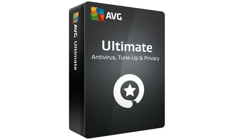AVG Ultimate, dispositivos ilimitados de seguridad y mantenimiento durante 2 años (envío gratuito)