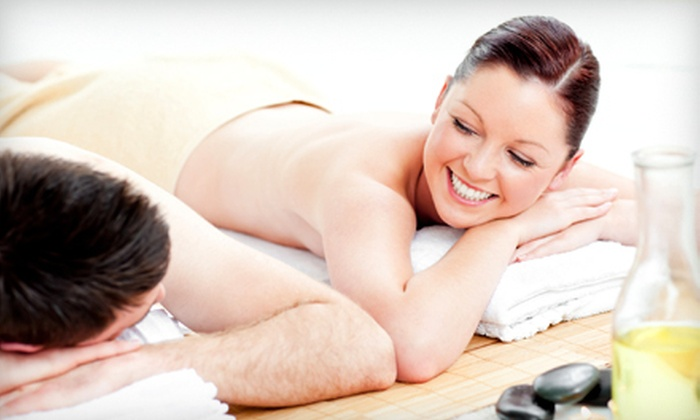 Jimmy Joseph Lux Spa - Glendale: $109 for a Valentine's Day Couples-Massage Package at Jimmy Joseph Lux Spa in Glendale ($250 Value)