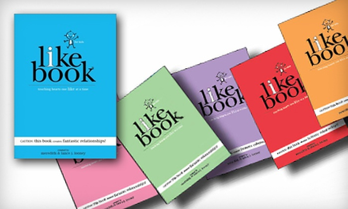 "The I Like Book: $12 for ""I Like Book"" with Shipping from The I Like Book ($24.95 Value)"