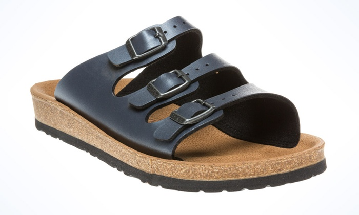 e31c047b5 Birkenstock Three-Strap Sandals