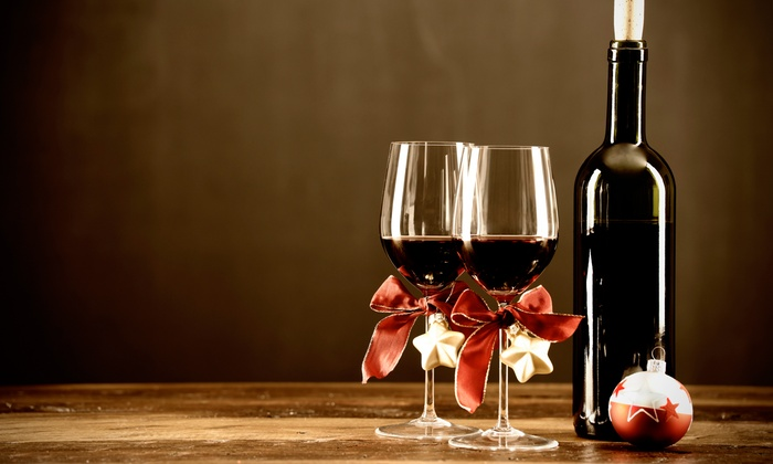 Wine Legend - Livingston: 6 or 12 Preselected Bottles of Holiday Wine or Sparkling Wine from Wine Legend (Up to 56% Off)