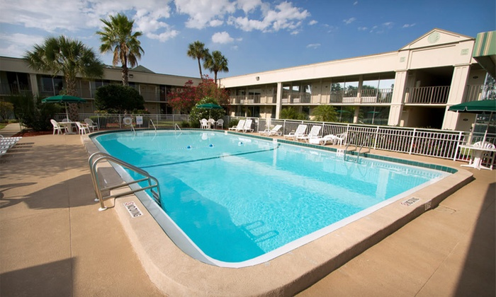Ramada Speedway - Daytona Beach: $85 for a Two-Night Stay in a Standard King or Double Room at Ramada Speedway in Daytona Beach (Up to $154 Value)