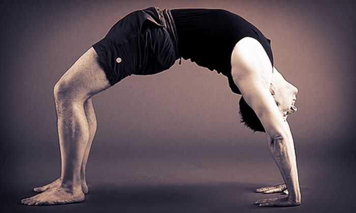Iam Yoga - Downtown Toronto: 10 Hot Yoga Classes or One Month of Unlimited Classes at Iam Yoga (72% Off)