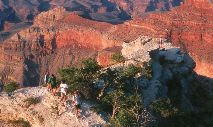 Great Venture Tours - Sedona: All-Day Grand Canyon Tour for Two, Four, or Six from Great Venture Tours (Up to 50% Off)