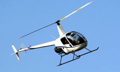 image for $155 for Introductory <strong>Helicopter</strong> Lesson at HeliSat ($312.50 Value)