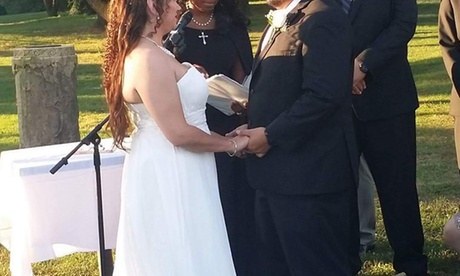 $536 Off $975 Worth of Wedding Officiant Services