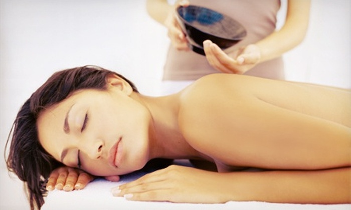 Serenity Wellness - Cedar Pointe Crossing: Lux Massage Package with Infrared-Sauna Session and Hot-Oil Treatment at Serenity Wellness ($190 Value)