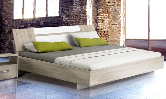 Strutture letto in legno | Groupon Goods