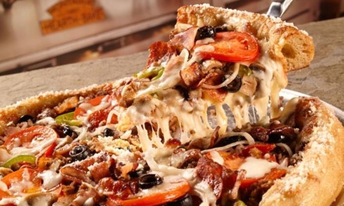 Mellow Mushroom - Murfreesboro: $10 for $20 Worth of Pizza and More at Mellow Mushroom in Murfreesboro