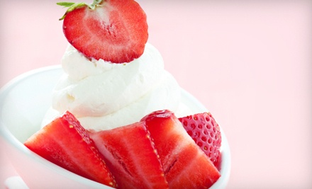 $10 Groupon for Frozen Yogurt - Love In A Cup in Hampton