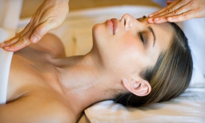 Reve SpaSalon - Downtown: $99 for Aveda Elemental Massage, Aveda Elemental Facial, and Sauna and Steam Amenities at Rêve SpaSalon in San Mateo