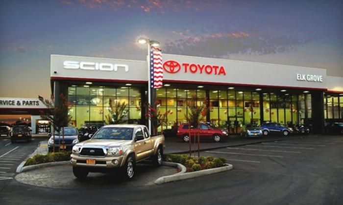 Elk Grove Toyota Service >> Elk Grove Toyota