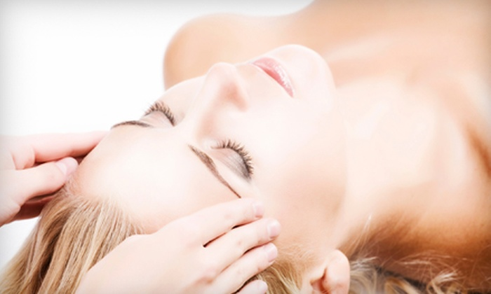 Amnesia Salon and Spa - North Las Vegas: $55 for Two Spa Services and $25 Gift Certificate at Amnesia Salon and Spa in North Las Vegas (Up to $154 Value)