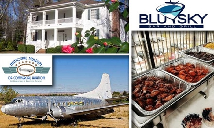 Whistling in the Wind Tour Package - Atlanta: $14 for Southern Belles & Whistles Tour and Admission to the National Museum of Commercial Aviation ($29 Value)