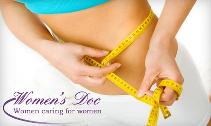 Women's Doc MedSpa - South Barrington: $99 for One Zerona Body-Slimming Laser Treatment and Consultation at Women's Doc MedSpa in South Barrington ($400 Value)