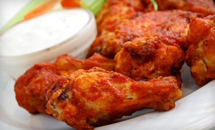 $20 Groupon for a Table of up to 3 People - Dick's Wings & Grill in Richmond Hill