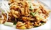 $10 for Thai Fare at Pink Pepper Thai Cuisine in Mesa