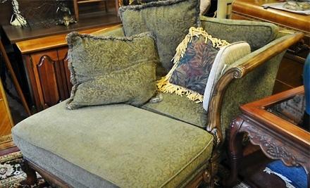 $200 Groupon to Consignment Furniture Depot - Consignment Furniture Depot in Chamblee