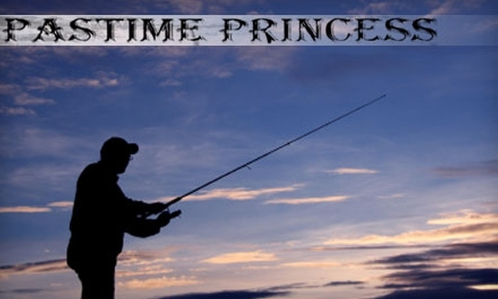 Pastime Princess - New Smyrna Beach: $35 for All-Day Deep-Sea Fishing Trip on the Pastime Princess ($80 Value)