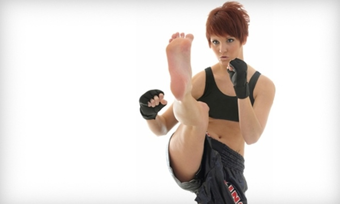 Rush MMA - Lizella: $39 for 10 Mixed-Martial-Arts Classes at Rush MMA (Up to $100 Value)