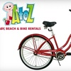 Up to 60% Off Bike Rentals and More