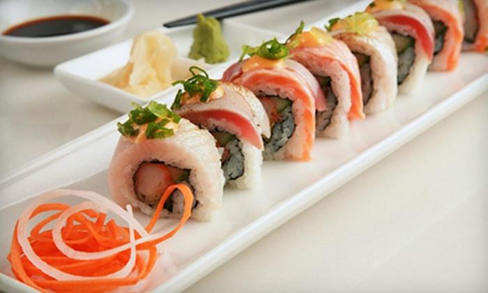 Sushein - Tribeca: $20 Worth of Sushi