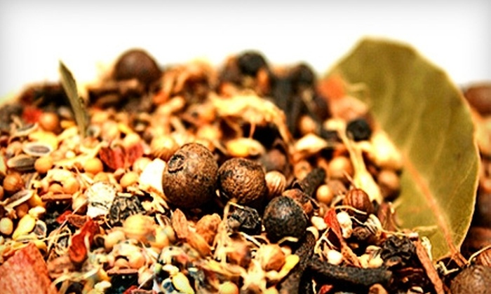Monterey Bay Spice Company - Westside: $15 for $30 Worth of Spices, Teas, Oils, and More from Monterey Bay Spice Company