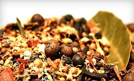 $30 Groupon to Monterey Bay Spice Company - Monterey Bay Spice Company in Santa Cruz