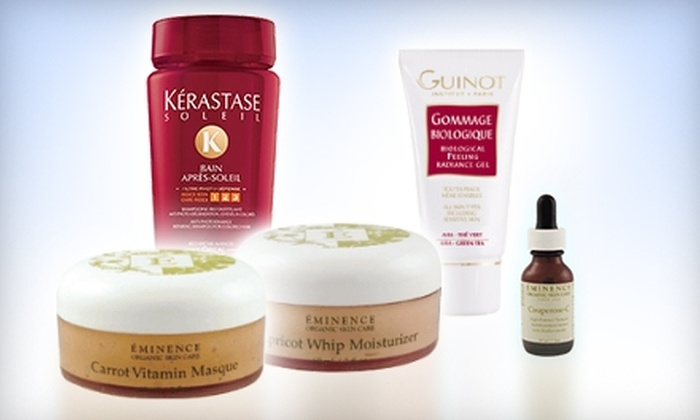 Beauty Elements: $20 for $50 Worth of Beauty Products from Beauty Elements
