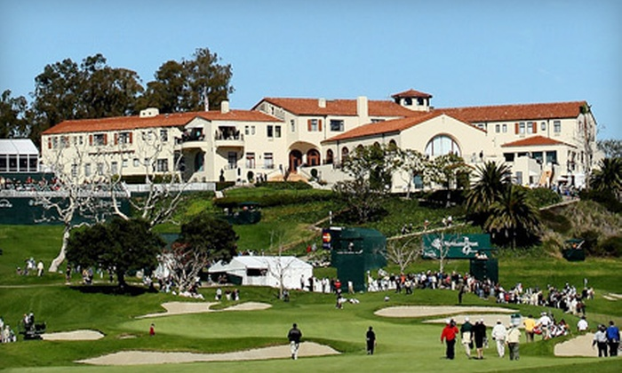 Northern Trust Open - Pacific Palisades: Two Weekender Grounds Passes to the Northern Trust Open in Pacific Palisades on February 18-19 ($90 Value)